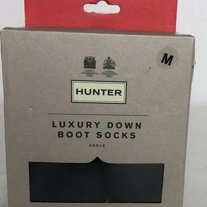 Hunter New Original Women Black Luxury Down Boots